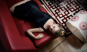 magdalena-red-couch
