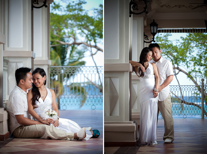 Riu Ocho Rios Jamaica Wedding Photographer Matt Bigelow