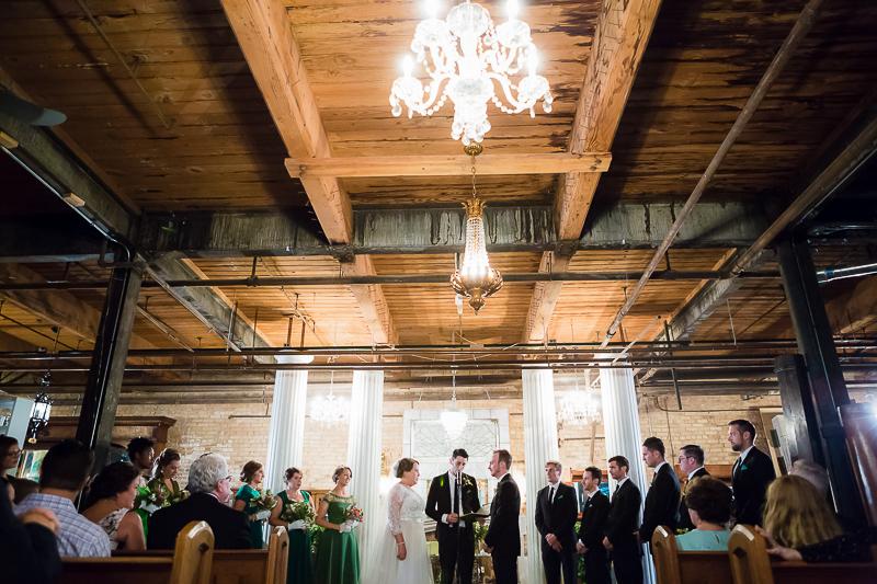 Salvage One Wedding Chicago 11