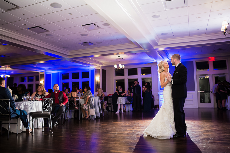 Traditions At Chevy Chase Golf Course Wedding Wheeling