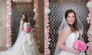 Bride-by-trellis