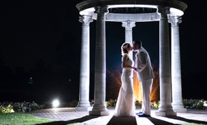 Bride-and-groom-at-night