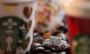 engagement-ring-in-starbucks-coffee-beans