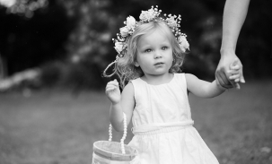 flower-girl-walking-to-ceremony