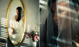 bride-posing-in-mirror
