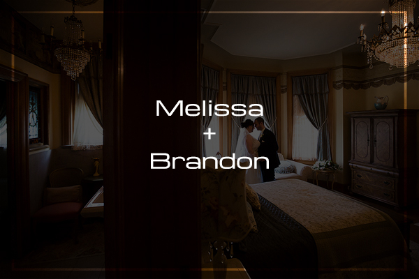 Melissa and Brandon feature 2