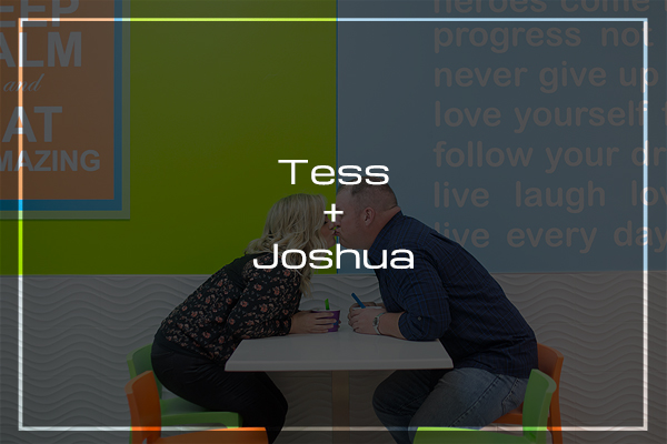 Tess and Josh feature 2
